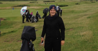 Gallegos/as en los British Amateur 2015