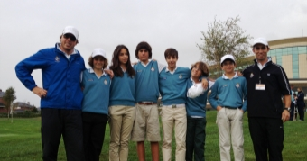 Interterritorial Infantil Mixto Reale 2012