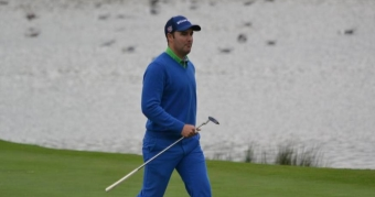 Jose Adarraga sigue destacando en el Circuito Algarve Golf Tour