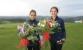 Laura Caamaño y Marta Vázquez Campeonas de Galicia de Dobles 2019