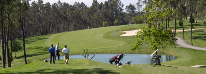 Club de Golf Chan do Fento (Meis)