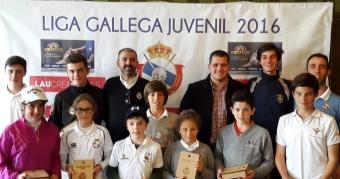 3ª Prueba Liga Gallega Juvenil 2016