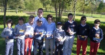 3ª Prueba Liga Infantil y Ranking Gallegos Sub 25