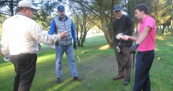 4ª Prueba III Liga de Equipos + de Golf