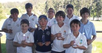 4ª Prueba de la Liga Infantil Gallega de Golf y el Ranking Gallego Sub 25