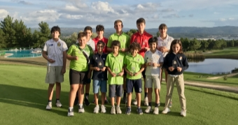 5ª Prueba Liga Gallega Juvenil 2019