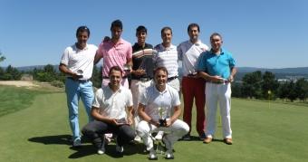 Los Adarraga se llevan el Circuito de Profesionales 2013