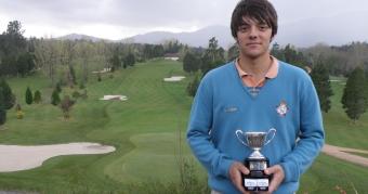 Adrián Martínez vence en el Trofeo Xunta de Galicia 2013