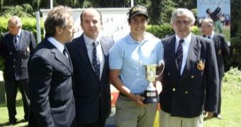 Adrián Otaegui se proclama Campeón de España Absoluto