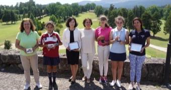 Alba González campeona del Trofeo Xunta de Galicia 2019