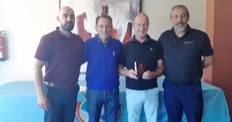 Alberto Campos y Juan Lamas, vencedores de la 5ª Prueba del Circuito Senior