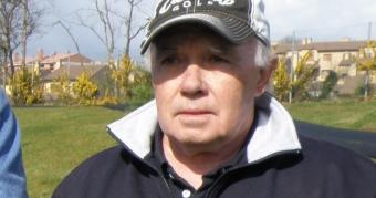 Alfonso Día z ganador de la 4ª prueba del Circuito de Invierno en Miño