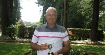 Alvaro Balsa Campeón de Galicia Senior Absoluto