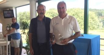 Álvaro Balsa y Daniel A. Fernández, vencedores de la 4ª Prueba del Cto. Senior