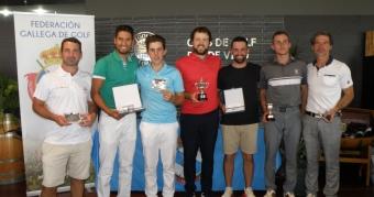 Andrés Freire Campeón de Galicia Absoluto por cuarta vez