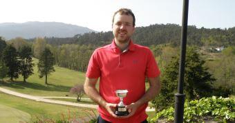 Andrés Freire Campeón de Galicia Mid Amateur 2021