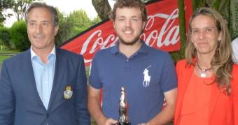 Andrés Freire, flamante vencedor de la X Semana de Oro Joven