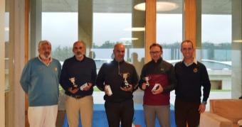 Antonio Fernández se proclama ganador del Torneo de Otoño