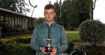 Antonio Medrano Campeón del Trofeo Xunta de Galicia 2021