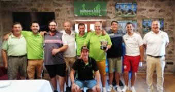 Barbanza Pitch&Putt gana el Interclubes de Galicia de Pitch&Putt