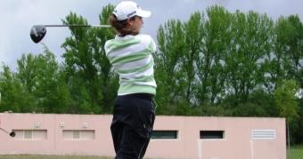 Brillante actuación de Marta Silva en el Open de España