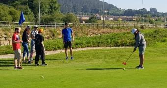 "Campeonato Fin de Curso del Golf Escolar del Club ""UDC GOLF"""