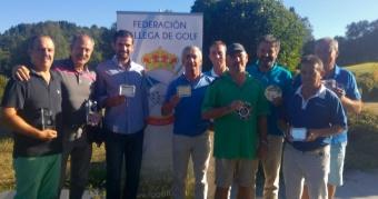 Campeonato Dobles de Galicia Masculino de 3ª categoría