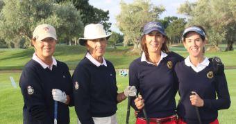 Campeonato de España Dobles Senior Femenino
