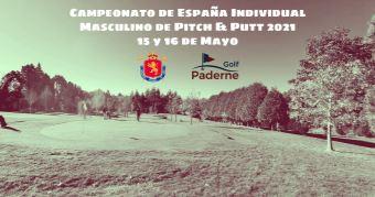Campeonato de España Masculino de Pitch & Putt 2021