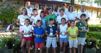 Campeonato de Galicia infantil, alevín y benjamín 2012
