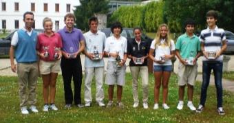 Campeonato de Galicia  Junior y Cadete 2011