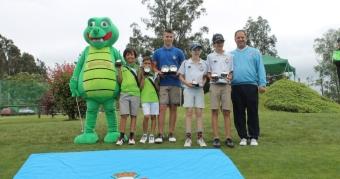 Campeonato de Galicia Juvenil de Pitch&Putt en el C.G. Paderne