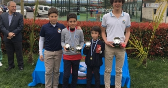Campeonato de Galicia Juvenil de Pitch&Putt