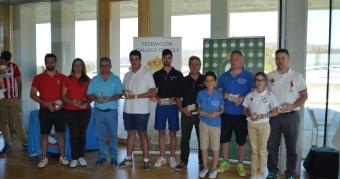 Campeonato de Galicia de padres e hijos 2016