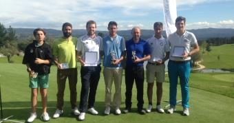 Campeonato Individual de Galicia Absoluto y 2ª masculino 2016