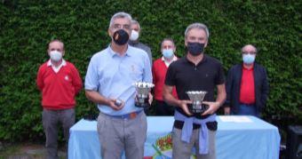 Carballal y Boado Campeones de Parejas Senior