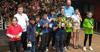 CELEBRACIÓN DE LA 3ª PRUEBA DE LA GALICIA JUNIOR CUP 2019