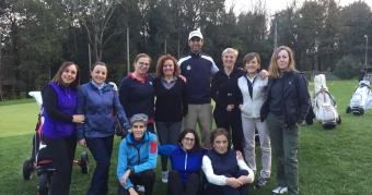 Clinic Femenino organizado por la F.G.G.