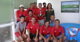 El C.M.G. Torre de Hércules vence en el Interclubes de Galicia de Pitch&Putt