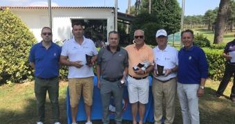 Comienza en Meis el Circuito Gallego Senior 2018