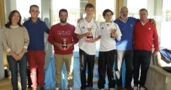 Décima edición del Torneo de Otoño de la F.G.G. en el R.A.C. Santiago