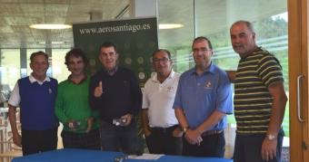 Eduardo Vázquez y Juan Carlos Carcedo, ganadores de la 3ª Prueba del Cto. Senior