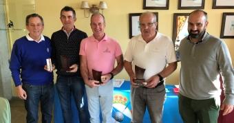 Eduardo Vázquez y Juan R. Cernada, vencen en la 6ª Prueba del Circuito Senior