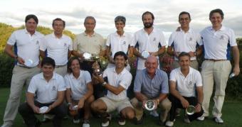 El Equipo Galicia Sur vence al Galicia Norte por 8 a 13
