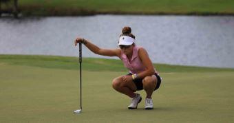 Fátima Fernández Cano debuta con éxito en el LPGA TOUR