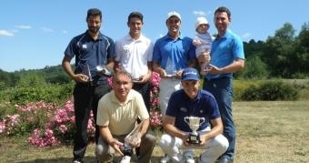 Fernando Adarraga Campeón del Circuito Gallego de Profesionales 2015