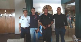 Fernando de la Iglesia y Jaime García ganan la 4ª Prueba del Circuito Senior