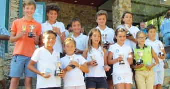 Finaliza la Liga Infantil Gallega 2015