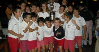 Finalizó la Liga Gallega Infantil  y el Ranking Gallego Sub 25