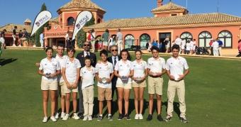 Galicia se proclama campeón de la 2ª división del Interautonómico Infantil 2018